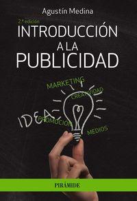 Introduccion A La Publicidad - Agustin Medina