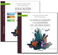 GUIA: EDUCACION EMOCIONAL + CUENTO: LA FAMILIA DRAGON Y LA MONTAÑA DE LAS EMOCIONES