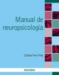 MANUAL DE NEUROPSICOLOGIA