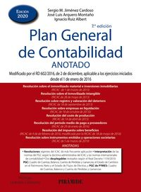 (7 ED) PLAN GENERAL DE CONTABILIDAD ANOTADO - MODIFICADO