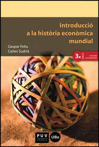 (3 ED) INTRODUCCIO A LA HISTORIA ECONOMICA MUNDIAL