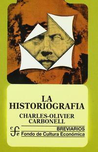 (2 ED) HISTORIOGRAFIA, LA