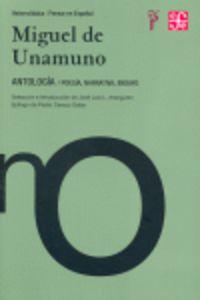 Antologia - Poesia, Narrativa, Ensayo - Miguel Unamuno