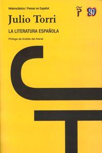 La literatura española - Julio Torri