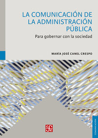 COMUNICACION DE LA ADMINISTRACION PUBLICA, LA