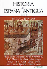 HISTORIA DE ESPAÑA ANTIGUA II - HISPANIA ROMANA