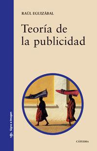 TEORIA DE LA PUBLICIDAD