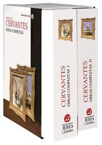 Cervantes - Obras Completas (2 Vols. ) - Miguel De Cervantes