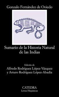 Sumario De La Historia Natural De Las Indias - Gonzalo Fernandez De Oviedo
