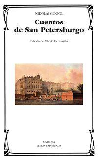 Cuentos De San Petersburgo - Nikolai Gogol