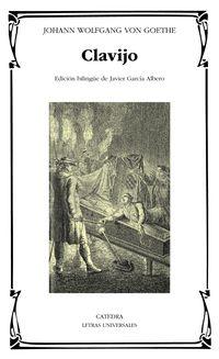 Clavijo - Johann Wolfgang Von Goethe