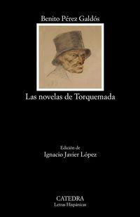 Las novelas de torquemada - Benito Perez Galdos