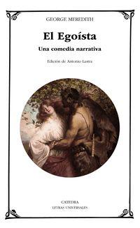 Egoista, El - Una Comedia Narrativa - George Meredith