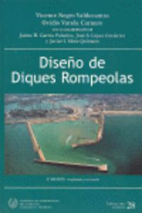 Diseño De Diques Rompeolas (2ª Ed) - Vicente Negro Valdecantos
