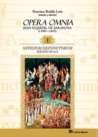 OFFICIUM DEFUNCTORUM (EDICION DE 1613)