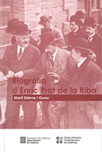 BIOGRAFIA D'ENRIC PRAT DE LA RIBA