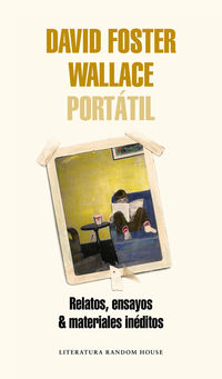 David Foster Wallace Portatil - David Foster Wallace