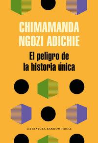 PELIGRO DE LA HISTORIA UNICA, EL