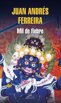 Mil De Fiebre (mapa De Lenguas) - Juan Andres Ferreira