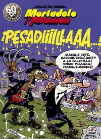 Magos Del Humor 58 - Mortadelo Y Filemon - Pesadilla - Francisco Ibañez