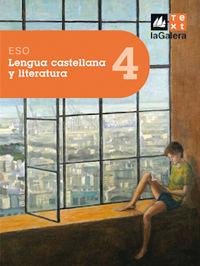 LENGUA CASTELLANA Y LITERATURA 4 ESO