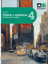 FISICA I QUIMICA 4 ESO