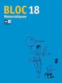 BLOC MATEMATIQUES 18