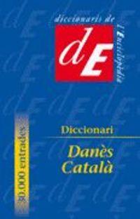 DICCIONARI DANES / CATALA