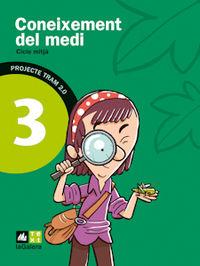 CONEIXEMENT DEL MEDI 3 EP -TRAM 2.0