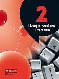 ESO 2 - LLENGUA CATALANA I LITERATURA - ATOMIUM