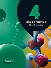 ESO 4 - FISICA I QUIMICA - ATOMIUM (CAT)