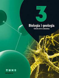 ESO 3 - BIOLOGIA I GEOLOGIA - ATOMIUM (CAT)