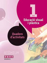 ESO 1 - VISUAL I PLASTICA QUAD - ATOMIUM