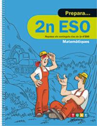 ESO 2 - QUADERN PREPARA MATEMATIQUES
