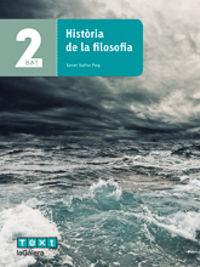 BATX 2 - HISTORIA DE LA FILOSOFIA