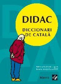 DIDAC - DICCIONARI DE CATALA