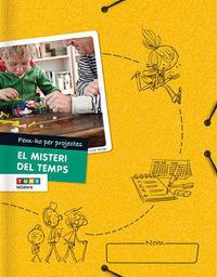 EP 1 / 2 - FEM-HO PER PROJECTS (C. CAT, C. VAL, BAL) - 2 EL TEMPS