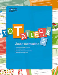 EP 5 - TOT TALLERS MATEMATIQUES 5