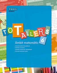 Ep 6 - Matematiques - Tot Tallers - Aa. Vv.