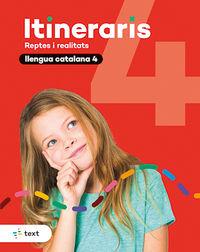 EP 4 - LLENGUA - ITINERARIS