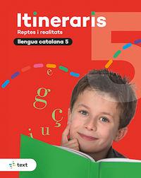 EP 5 - LLENGUA - ITINERARIS
