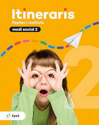 EP 2 - MEDI SOCIAL - ITINERARIS