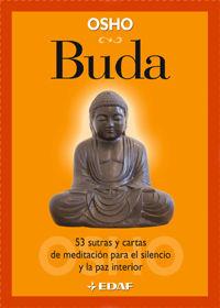 BUDA - 53 SUTRAS Y CARTAS DE MEDITACION PARA EL SILENCIO Y LA PAZ