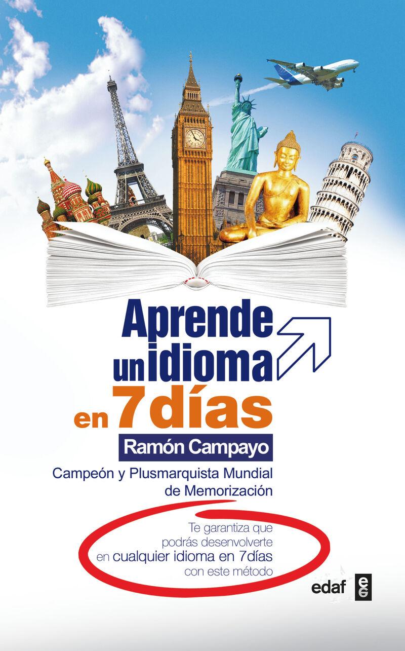 Aprende Un Idioma En 7 Dias - Ramon Campayo