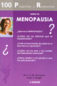 100 PREGUNTAS Y RESPUESTAS SOBRE LA MENOPAUSIA