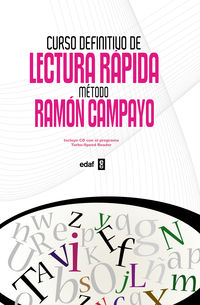 Curso Definitivo De Lectura Rapida - Metodo Ramon Campayo - Ramon Campayo