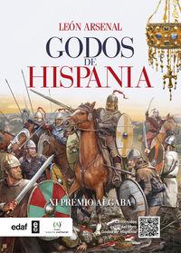 GODOS DE HISPANIA (2013 XI PREMIO ALGABA)