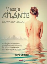 MASAJE ATLANTE - LOS 3 NIVELES DE LA TECNICA