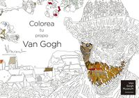 Colorea Tu Propio Van Gogh - Aa. Vv.