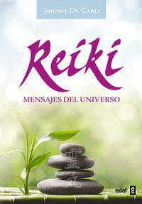 REIKI - MENSAJES DEL UNIVERSO (+BARAJA)